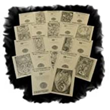 Tarot ReVISIONed - Deck of Cards (22 Major Arcana)
