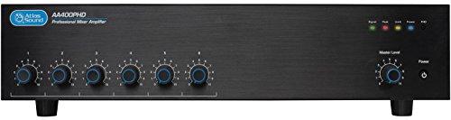 (Atlas Sound 400W 6 Input Mixer Amplifier)