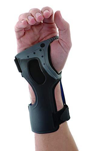 Ossur Exoform Carpal Tunnel Wrist Brace - Medical Grade Lightweight Low Profile Design For Treatment of Carpal Tunnel and Tendinitis (Large Left)