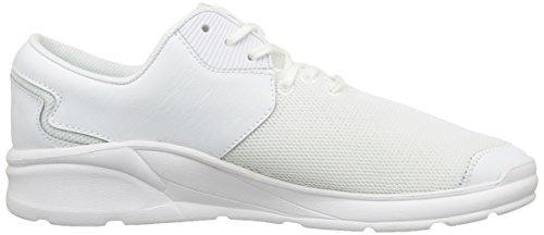 Supra Donna / Uomo Noiz Sneaker Bianco Bianco
