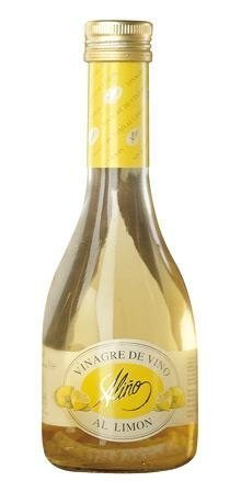 Vinagre de Limón Gourmet - 250 ml - Vinagre de España de Alta Calidad, Envejecido