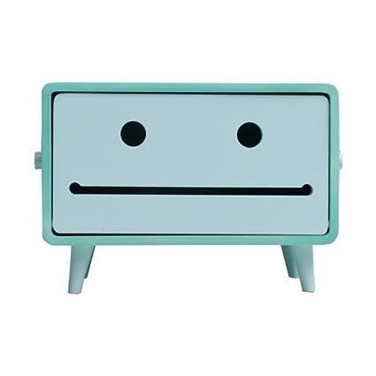 1 pieza de macarrón familia Joy colores soportes para toallas de papel para dispensador de cocina