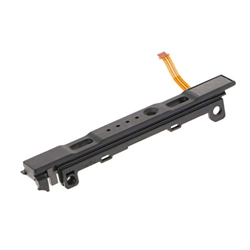 Sliding Cable Flex - Homyl Alloy External Right Slide Slider Sliding Rail w/ Flex Cable Compatible with Nintendo Switch NS Joy-Con