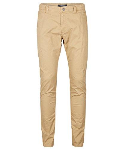 pantaloncini Pantaloni beige croccante Chino uomo e solidi per Joe xwwYrHqg