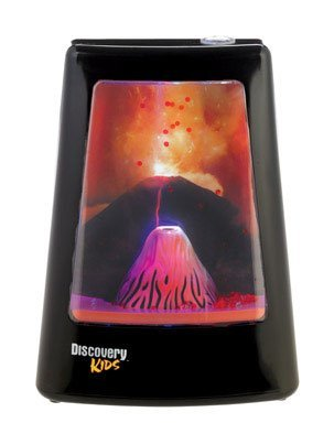Discovery Kids Animated Lamp Volcano product image