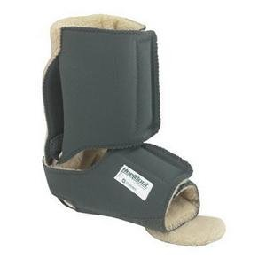 DSS Orthotic Boot Large, Washable, Fits 16'' or More Mid-Calf Circumference