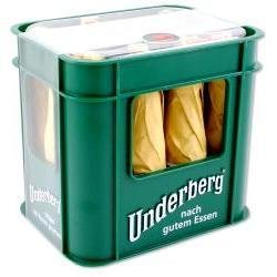 - Underberg 12 Bottle Crate