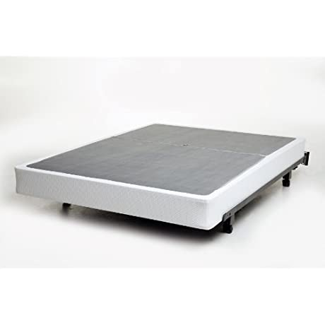 Continental Sleep Metal Foldable Box Spring Foundation Full