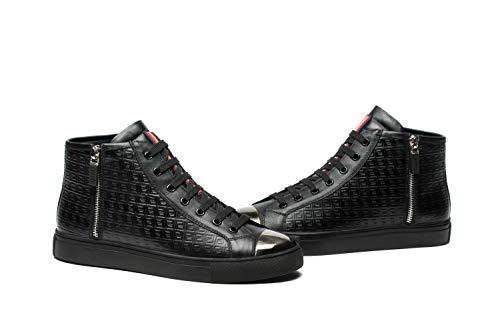 Haut Bien Pour De Chaude Noir Chaussures Hommes Opp top RHSwE7Pxq
