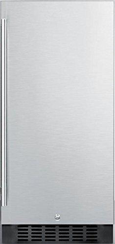 Summit Stainless Steel Outdoor Refrigerator (Summit SPR316OS General Upright Refrigerator, Stainless Steel)