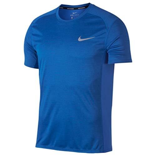 アンカー図むしゃむしゃ(ナイキ) Nike メンズ ランニング?ウォーキング トップス Dri-FIT Miler Short Sleeve T-Shirt [並行輸入品]
