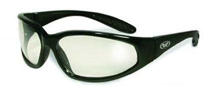 ed7fd9a4c8fa Amazon.com  Global Vision Hercules Sunglasses with Clear Lenses ...