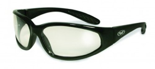 Global Vision Eyewear Hercules Safety Glasses, Clear Lens, Outdoor Stuffs