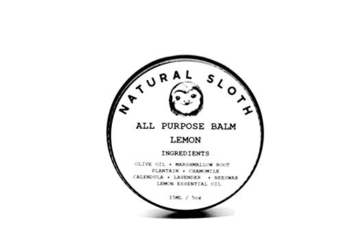 All Purpose Balm Lemon