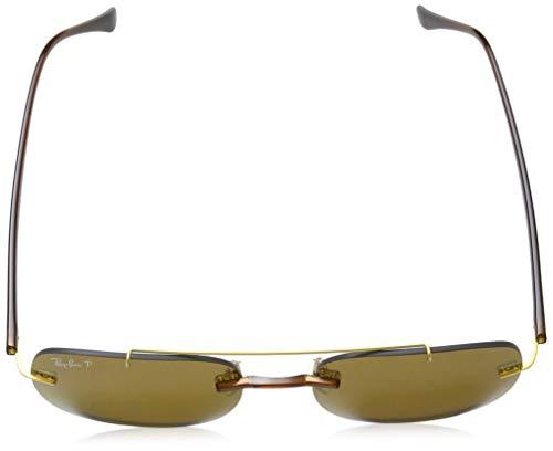 Brown 4280 Sonnenbrille Ban Ray RB 6nHffR