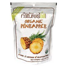 - Natures All Pineapple Frz Drd Raw Org
