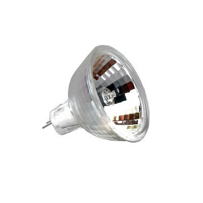 Illuminator Bulb - AmScope BHD-24V150W 24V 150W Halogen Bulb for Fiber Optic Illuminators