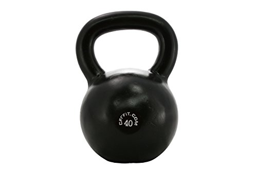 CFF Monster 40 Kgs  88 Lbs Russian Kettlebell
