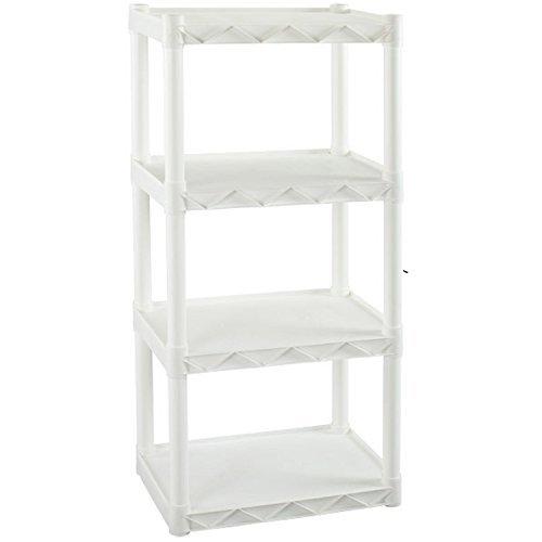 (Plano 917702 Molding 4 Shelf Shelving Unit, 22