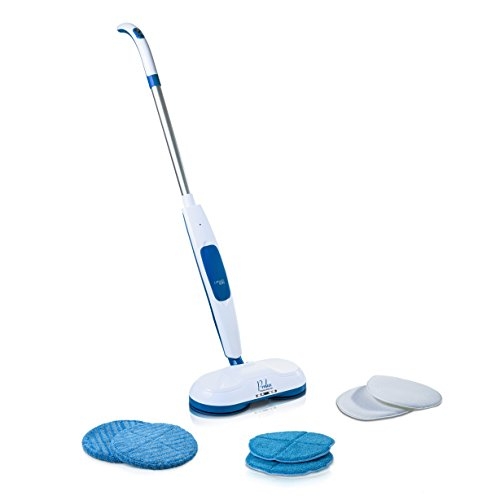 Pads Floor Buffer Etc (Prolux Mirage Cordless Floor Cleaner Polisher Buffer Hardwood Tile Scrubber Waxer Mop)
