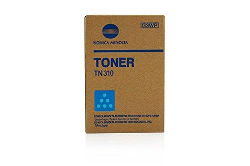 Konica-Minolta Bizhub C 351 -Original Konica Minolta 4053-703 / TN310C - Cyan Toner Cartridge -