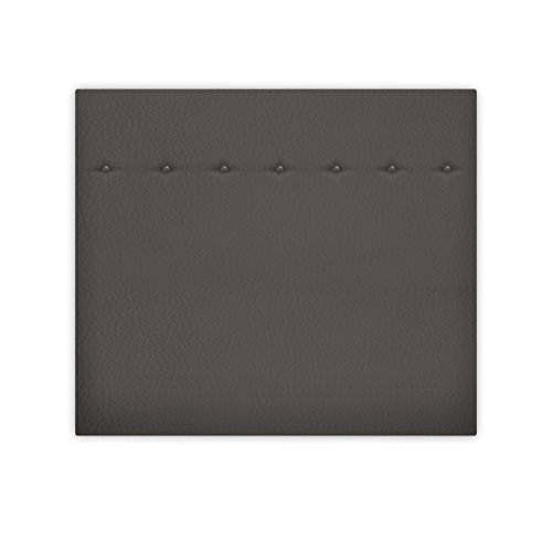 SUENOSZZZ - Cabecero Dakota (Cama105) 115x120 cms.Color Ceniza: Amazon.es: Hogar