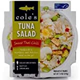 Coles Sweet Thai Chili Tuna Salad, 7.40 Ounce - 8 per case.