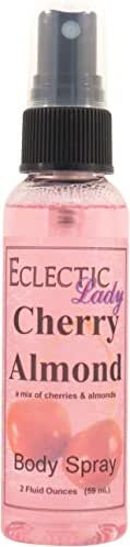 Cherry Almond Body Spray, 2 ounces