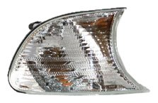 TYC 18-5916-91 BMW Front Driver Side Replacement Parking/Signal Lamp Assembly