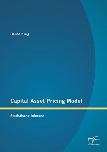 Capital Asset Pricing Model: Statistische Inferenz (German Edition)