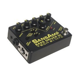 Tech 21 BSDR Bass Guitar Driver Effect Processor and Direct Box