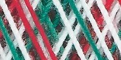 Bulk Buy: Aunt Lydia's Crochet Cotton Classic Crochet Thread Size 10 (3-Pack) Shades of Christmas 154-453
