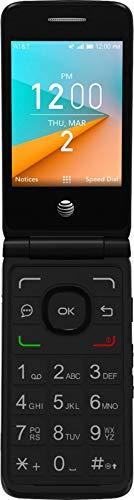 AT&T Prepaid - Cingular Flip 2 - Dark Gray