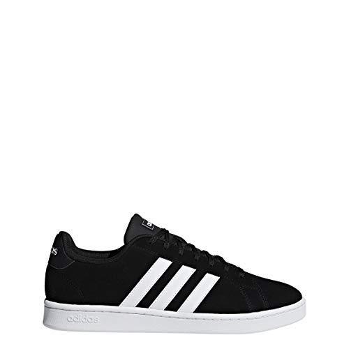 adidas Men's Grand Court, Black White, 12.5 M ()