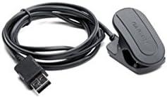 Garmin Charging Clip - Cargador (Compatible con Forerunner 405/ 405CX/ 310XT)