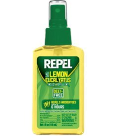 Amazon Com Repel Insect Repellent Lemon Eucalyptus 4oz