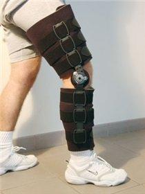 """AliMed 64402 Knee Brace Full 28"""" X-Large"""