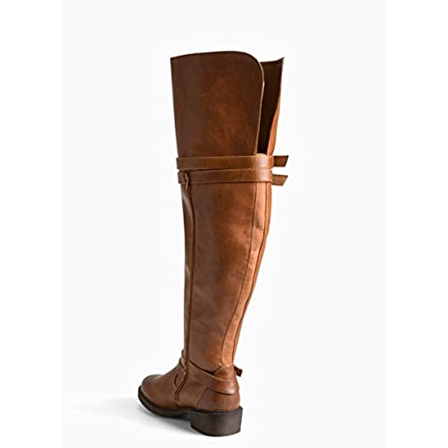 dc8c8d5646e lovely Over The Knee Multi Strap Boots (Wide Width   Extended Wide Calf)