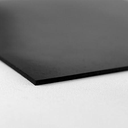 3m² Gummiplatte | Stärke: 3mm | 1, 20m x 2, 50m | NR/SBR Nord-Industriegummi