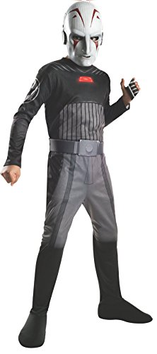 [Rubies Star Wars Rebels Sith Inquisitor Costume, Child Small] (Rebel Star Wars Costume)