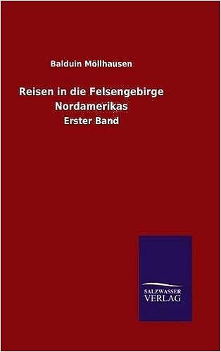 Book Reisen in die Felsengebirge Nordamerikas (German Edition)