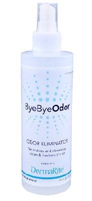 Deodorizer ByeBye Odor - Item Number 00258CS - 7.5 oz - 48 Each / Case