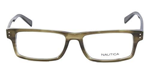 Óculos De Grau Nautica N8094 Marrom