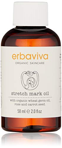 Erbaviva Stretch Mark Oil, 2 Fl Oz