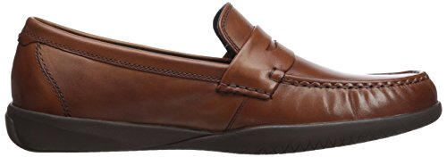 Cole Haan Mens Shepard Penny Ii Loafer British Tan Lthr / Dark Arrosto