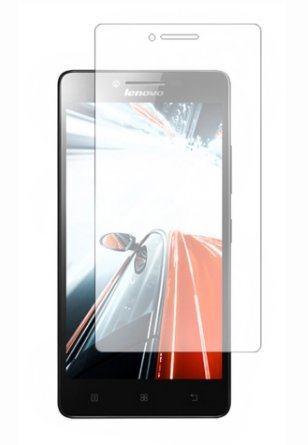 Praksh Tempered Glass Screen Protector For Lenovo A6000 Screen guards