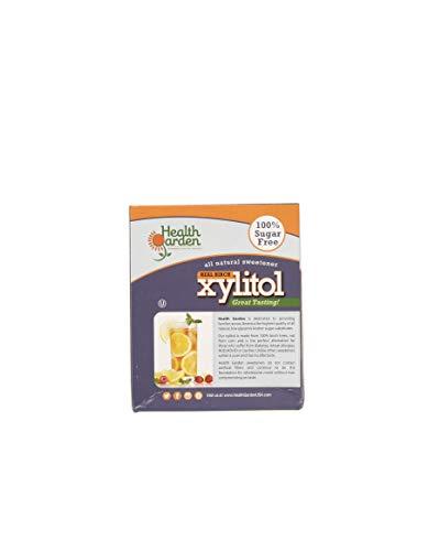 Health Garden Birch Xylitol Sugar Free Sweetener (50 Packets) by HEALTH GARDEN (Image #1)