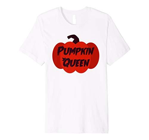 Pumpkin Queen T-Shirt, Halloween Costumes for Kids,