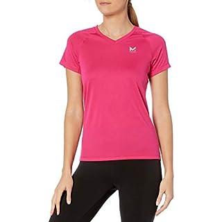 Mission Women's VaporActive Alpha Short Sleeve V-Neck T-Shirt