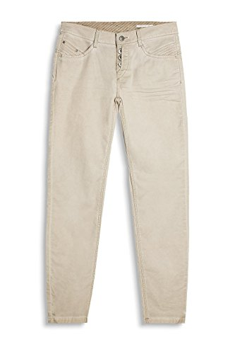 270 Beige beige Esprit Pantalones By Edc Mujer Para Z188Wq